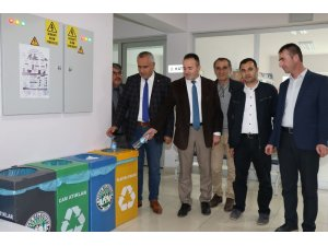 Kavak Belediyesinden 'Sıfır Atık Projesi'ne tam destek