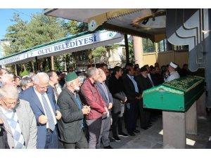 Oltu eşraflarından Mustafa Altun hayatını kaybetti