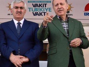 """Başkan Mehmet Emin Öz: """"Partimin vereceği her göreve hazırım"""""""