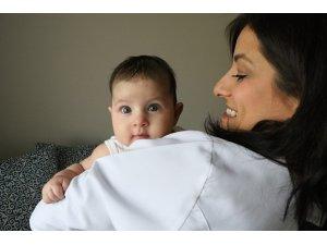 Manisalı yeni anneler artık daha bilinçli