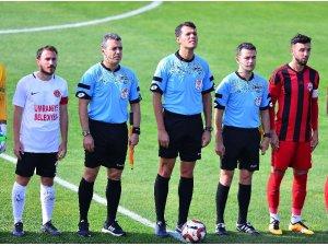 Ziraat Türkiye Kupası: Ümraniyespor: 5 - 24Erzincanspor: 1