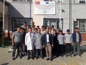 Büyükorhanlı öğrenciler Avrupa'da staj yapacak