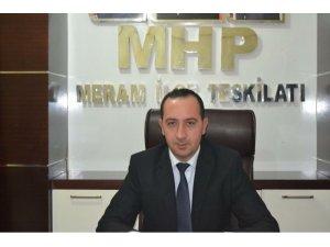 MHP Meram'da belediye başkan aday adaylığı süreci başladı