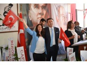 Söke CHP'de Efkan Ceylan'dan Belediye Başkanlığı aday adaylığı açıkladı