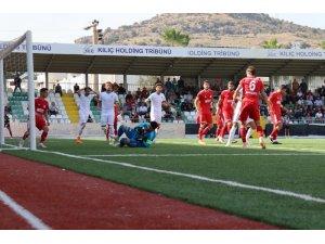 Ziraat Türkiye Kupası: B.B. Bodrumspor: 2 Sivasspor: 1
