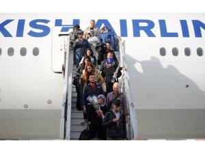 İstanbul Havalimanı'na ilk tarifeli sefer Ankara'dan gerçekleştirildi