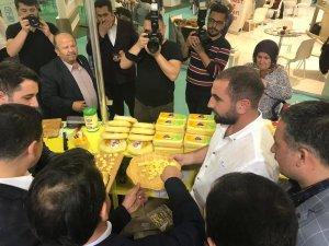 YÖREX Fuarı'nda Ardahan standına yoğun ilgi