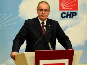 """CHP Sözcüsü Öztrak: """"Bunun hangi başkent olduğunu açıklamak zorundadır"""""""
