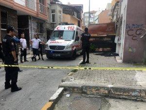 Beyoğlu'nda feci ölüm