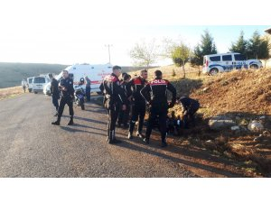 Şüpheli aracı kovalayan polisler kaza yaptı: 2 polis yaralı