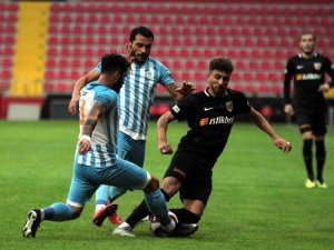 Ziraat Türkiye Kupası: Kayserispor: 6 - Pazarspor: 1