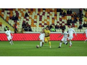 Ziraat Türkiye Kupası: E. Yeni Malatyaspor: 1 - Kırklarelispor: 0