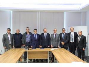Bandırma OSB'ye Teknik MYO için imzalar atıldı