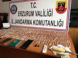 Erzurum'da 500 tüpe yakın Kobra yılanı zehri ele geçirildi