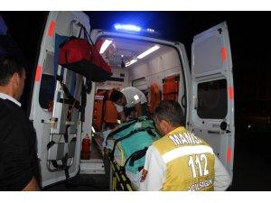 Kula'da silahlı saldırı; 1 ölü, 1 ağır yaralı