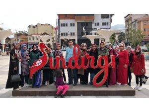 Bitlis'ten Sındırgı'ya uzanan yolculuk