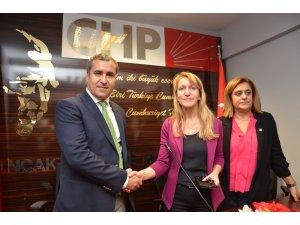 Özgen Nama, Sancaktepe Belediye Başkanlığı için aday olduğunu açıkladı