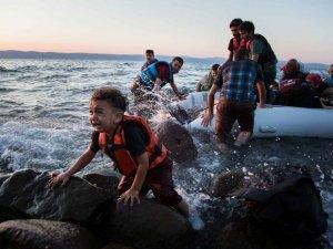 Çanakkale'de 28 mülteci yakalandı!