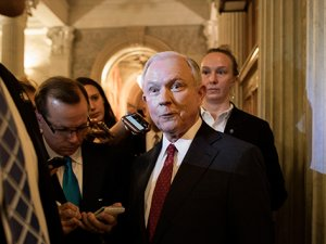 ABD Adalet Bakanı Jeff Sessions, istifa etti
