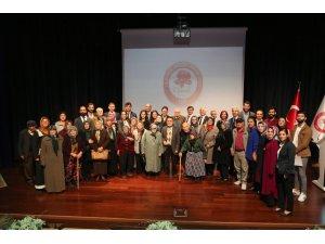 """""""Aktif Yaşama Merhaba"""" belgesel filmi SDÜ'de gösterime sunuldu"""