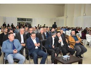 Sağlık ve Gıda Güvenliği Hareketi Başkanı Özer, Dursunbey'de konferans verdi