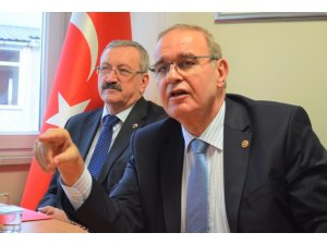 """CHP Sözcüsü Öztrak: """"Yasal bir ittifakın zemini yok"""""""