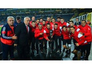 UEFA Avrupa Ligi: Fenerbahçe: 0 - Anderlecht: 0 (Maç devam ediyor)