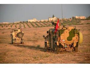 Türkiye ve ABD Silahlı Kuvvetleri Münbiç'te devriye faaliyetlerinin ikincisini gerçekleştirdi