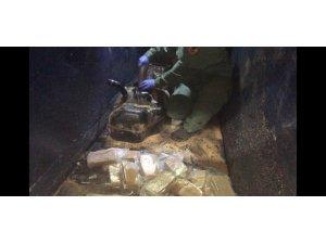 Van'da 26 kilo eroin ele geçirildi