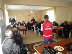 Daday'da ilk yardım eğitimi verildi