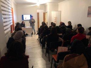 Iğdır'da meme kanseri eğitimi