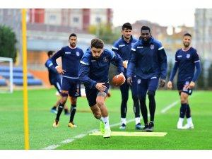 Başakşehir'de Çaykur Rizespor hazırlıkları tamamlandı