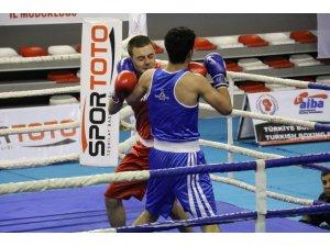 Ağrı Boks Şampiyonası'na ev sahipliği yapıyor
