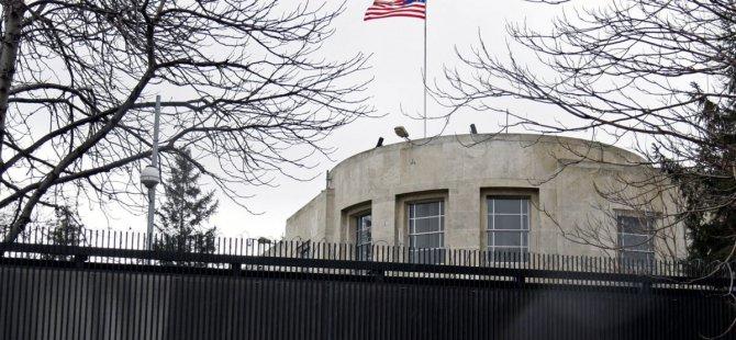 ABD Büyükelçiliği'nden skandal açıklama!