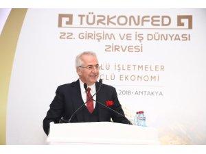 """TÜSİAD Başkanı Erol Bilecik:  """"Rüzgar yoksa küreklere yükleneceğiz"""""""