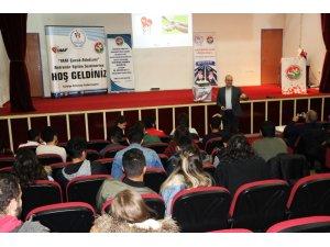 IAAF Çocuk Atletizmi Projesi semineri Karabük'te yapıldı