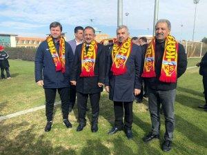 Kayserispor'a destek çağrısı