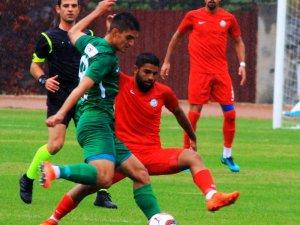 TFF 3. Lig: Muğlaspor: 0  Serikbelediyespor: 1