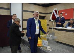 Mehmet Tınaz, 5. kez başkan seçildi