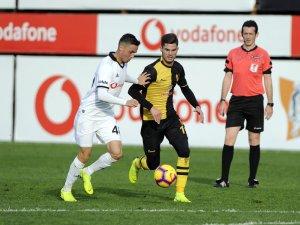 Hazırlık maçı: Beşiktaş: 2 - İstanbulspor: 1