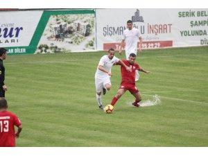 Hazırlık maçı: Antalyaspor: 1 - Afganistan: 0
