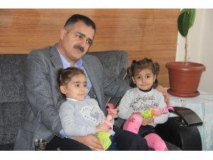 Vali Akbıyık'tan şehit ailelerine ziyaret