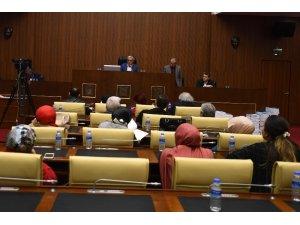 Ankara Büyükşehir Belediye Meclisinde, 2019 Mali Yılı Bütçe Görüşmeleri başladı