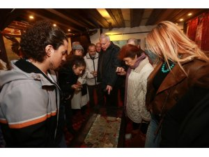 YENİMEK Rusça kursiyerleri, Türk-Rus Dostluk Evi'nde