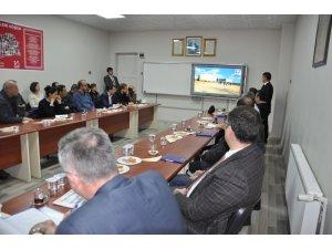 Eğitim ve sanayi işbirliği toplantısı