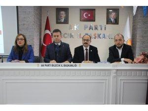AK Parti'de temayül heyecanı