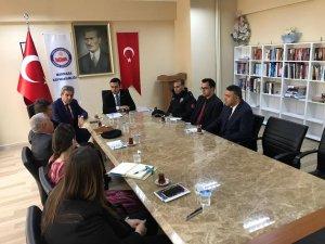 Marmara'da uyuşturucu ile mücadele toplantısı düzenlendi