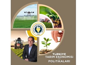 Manisa TSO'da Türkiye tarım ekonomisi ve politikaları konuşulacak