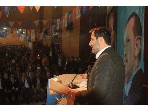 AK Partiden  temayül yoklaması