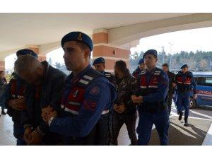 Kastamonu'da organize suç çetesi çökertildi